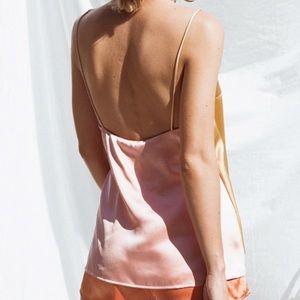 Sabo Skirt Other - SABO SKIRT silky Yara playsuit romper